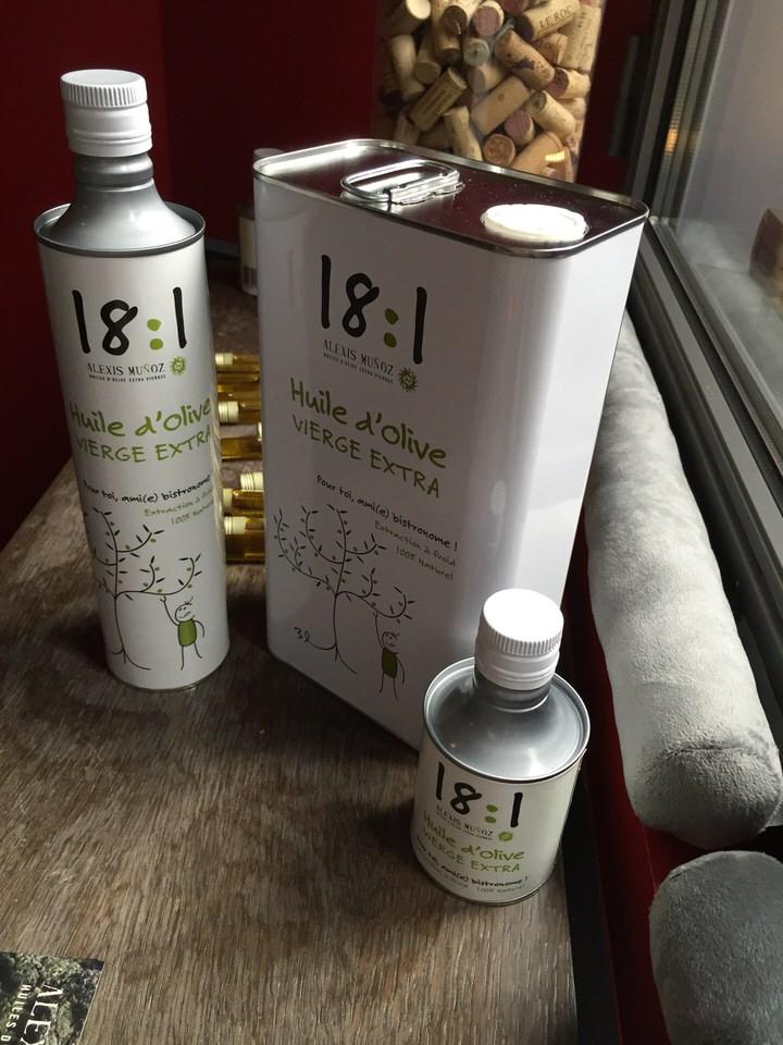 La nouvelle création d'Alexis Muñoz va s'adresser à tous, et rencontrer - c'est une évidence – un franc succès, par la qualité de l'huile mais aussi grâce à un packaging séducteur.