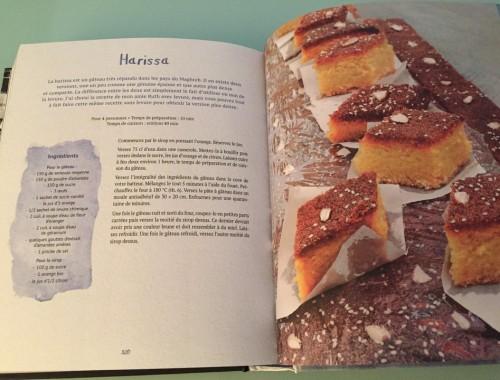 Le Harissa, explique Annabelle dans son livre, est un gâteau très répandu dans les pays du Maghreb.