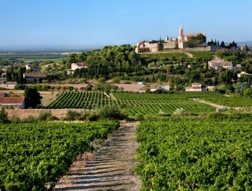 Si depuis 1953 le nom de la commune – Cairanne – apparaît sur l'étiquette, c'est après l'appellation « Côtes du Rhône village », ce qui n'est pas pour favoriser la mise en avant de ce terroir