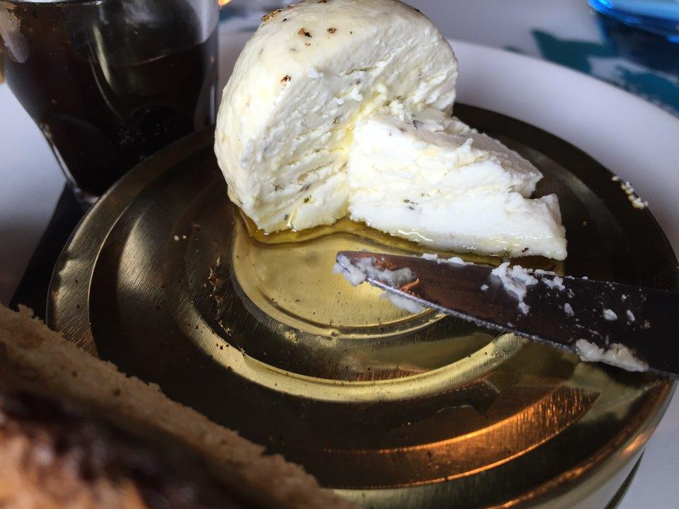 Le fromage de Patrick Perez aux saveur de la Provence
