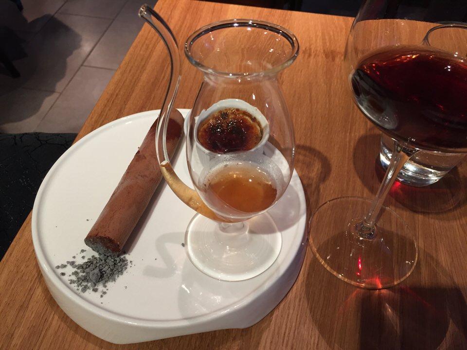 Hommage à Jean Paul, le cigare et le chocolat