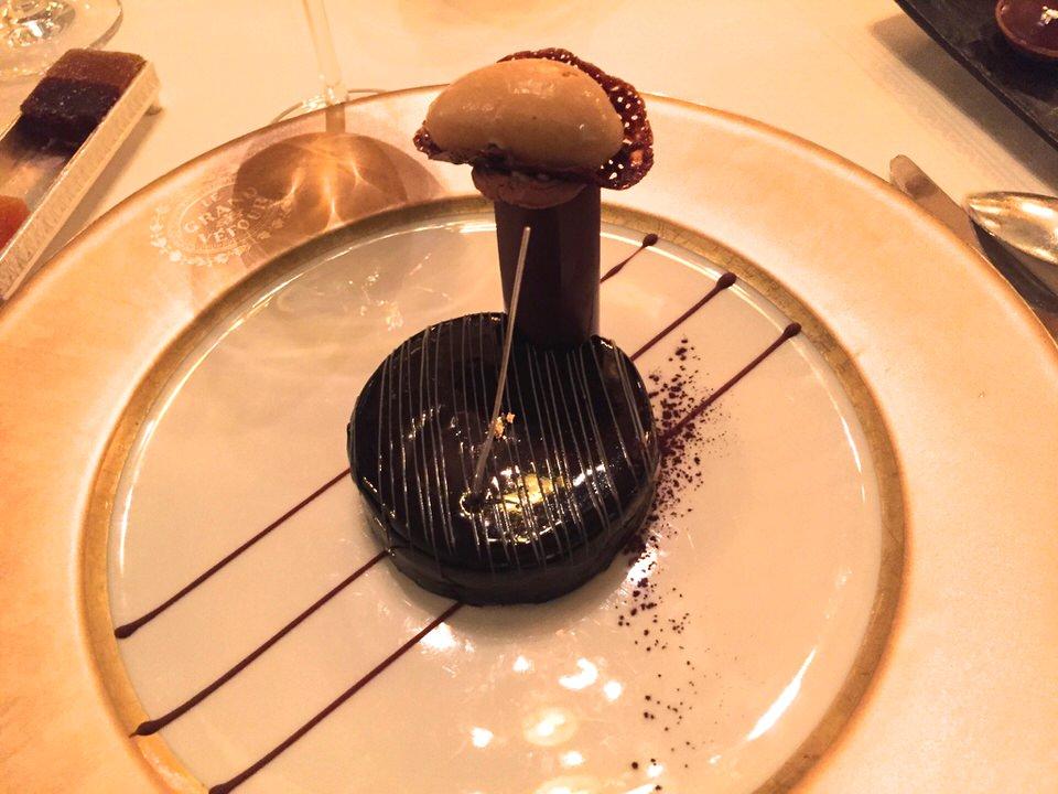 Le palet chocolat, depuis longtemps dans les classiques de la carte