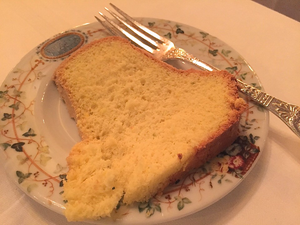 L'indétronable gâteau de Savoie