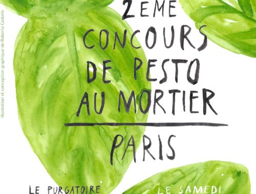 Pour la seconde fois la France accueille ce week end le Championnat du Monde de Pesto. Initiative de l'associazione Cultural dei Palatifini, à Gênes, ce concours créé il y a 12 ans maintenant...