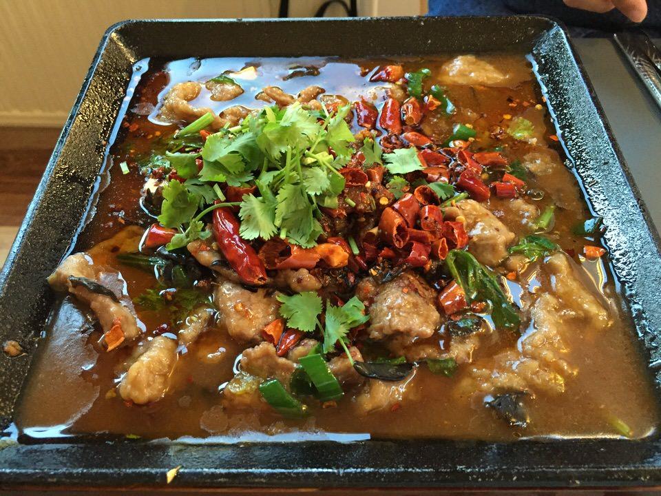 Boeuf dans sa sauce pimenté... Un plat riche et savoureux  ©micheltanguy