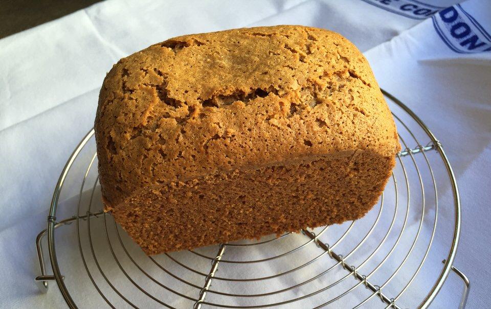 Ce cake ravira ceux qui aiment le goût du praliné et de la noisette. Les saveurs sont franches, la texture originale, vous verrez..