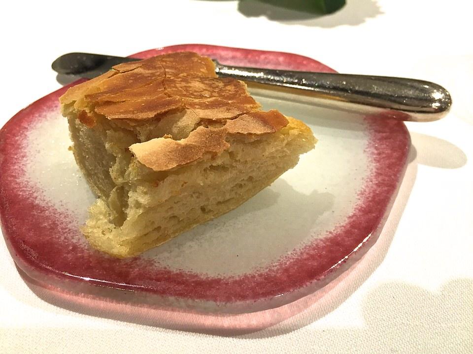 Le pain aux pommes de terre
