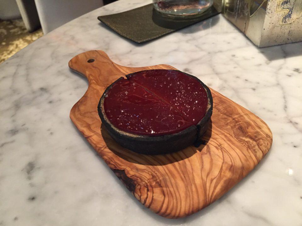 La délicate tartelette au foie gras ©mtanguy