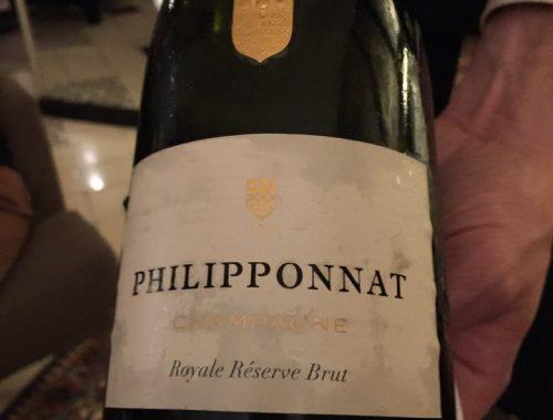 """Le 9 novembre dernier, le restaurant de la Chapelle Saint Martin, hôtel 4* de la chaîne Relais & Châteaux, situé à une dizaine de kilomètres de Limoges, organisait une soirée """"Champagne et Huître""""."""