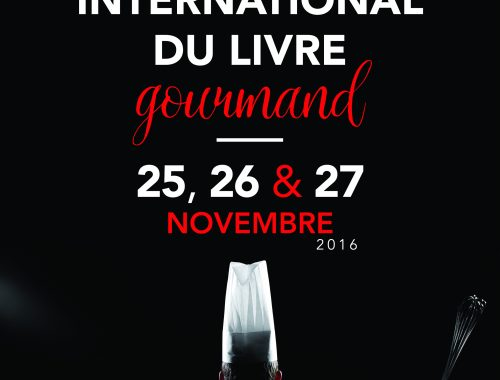 Les 25, 26, et 27 novembre 2016, la ville de Périgueux se met au fourneaux, et accueille la crème des auteurs gourmands à l'occasion du 28ème Salon International du Livre Gourmand.