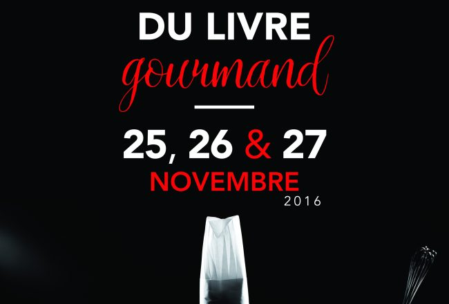 Salon international du livre gourmand 28 me dition - Salon du livre gourmand ...