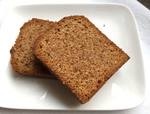Un pain d'épices moelleux et fondant à essayer d'urgence !!