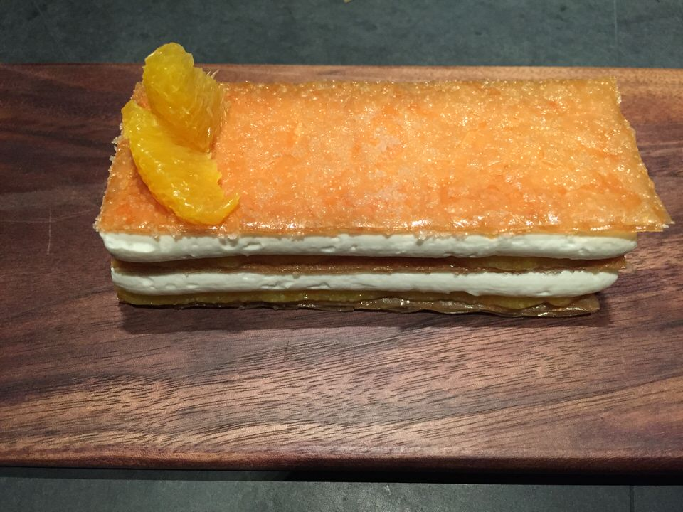 L'excellent Millefeuille