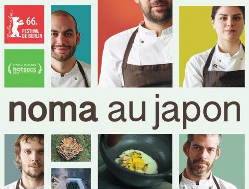 Le restaurant NOMA, popularisé par ses quatre classements successifs comme « Meilleur Restaurant du Monde », débarque dans les salles de cinéma mercredi 26 avril 2017