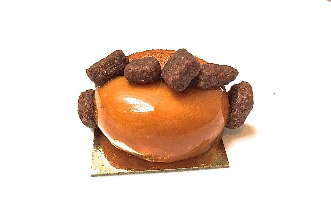 Tarte chocolat caramel, exquise ©mtanguy