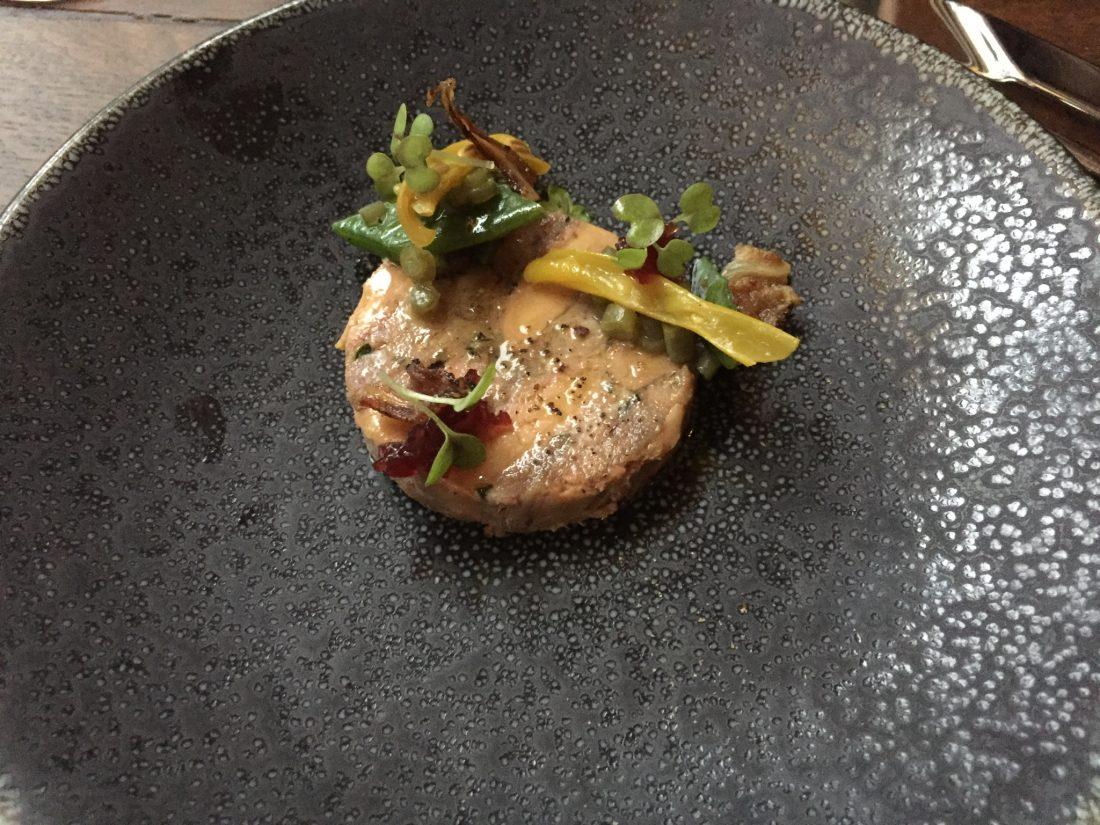 Terrine foie gras cochon ©mtanguy