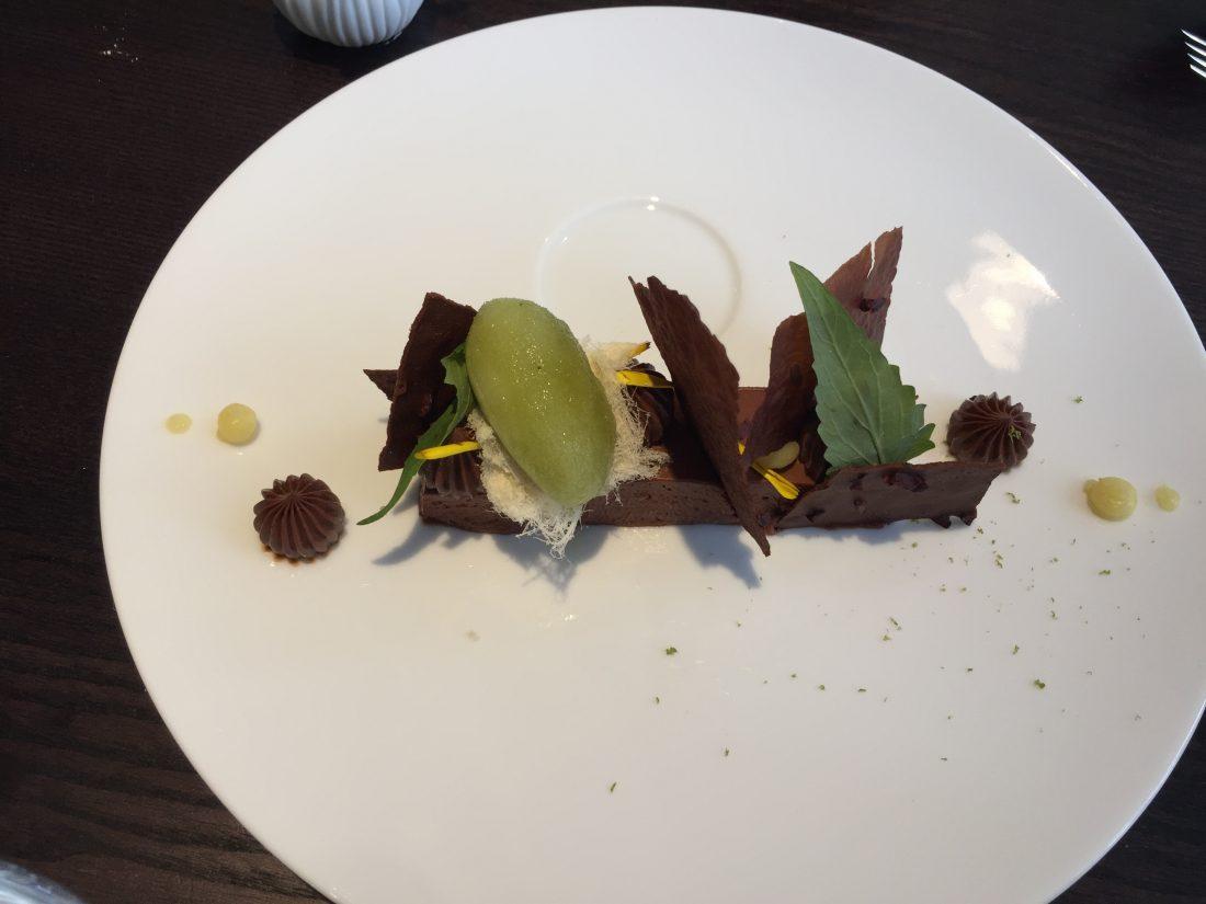 Le chocolat, fondant et équilibre ©mtanguy
