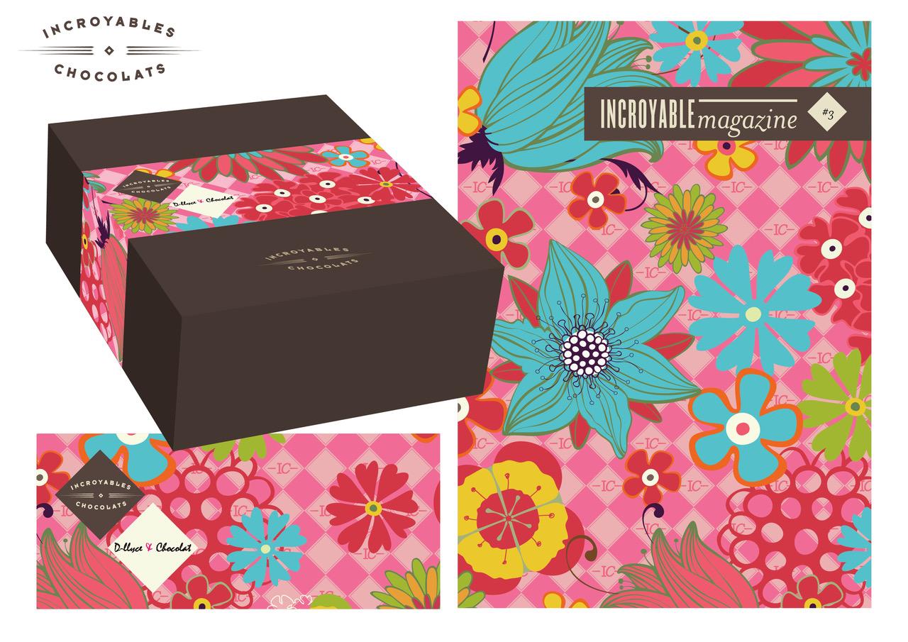 une box pour les fondus de chocolat michel tanguy. Black Bedroom Furniture Sets. Home Design Ideas