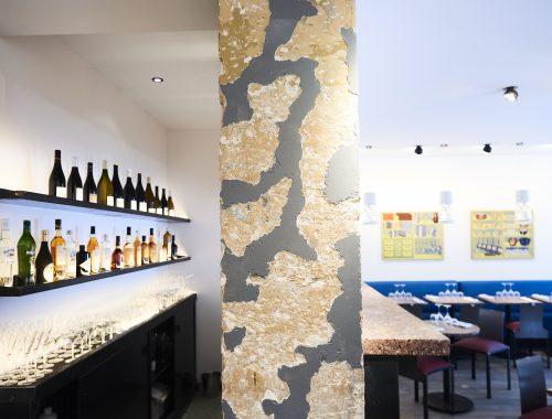 La petite dernière s'appelle Kitchen Ter(re) ! Nouvelle table de William Ledeuil dans le bas du boulevard Saint Germain à Paris. Le chef y dévoile son amour pour les pâtes...