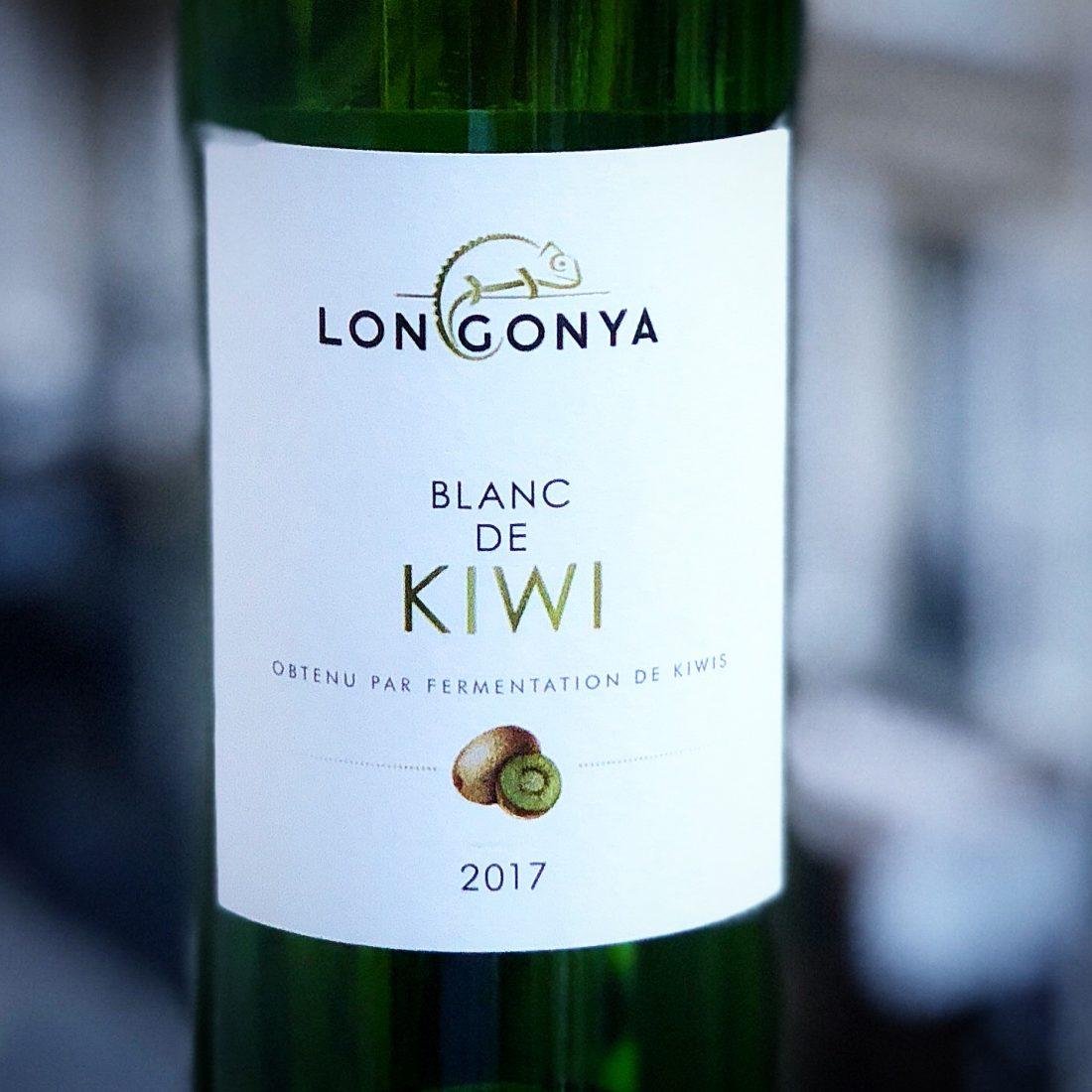 D'une étude de cas de fin d'étude est né un délicieux vin de kiwi. Longonya, histoire d'une réflexion pertinente sur l'optimisation d'une production fruitière dont les excédents sont souvent négligés