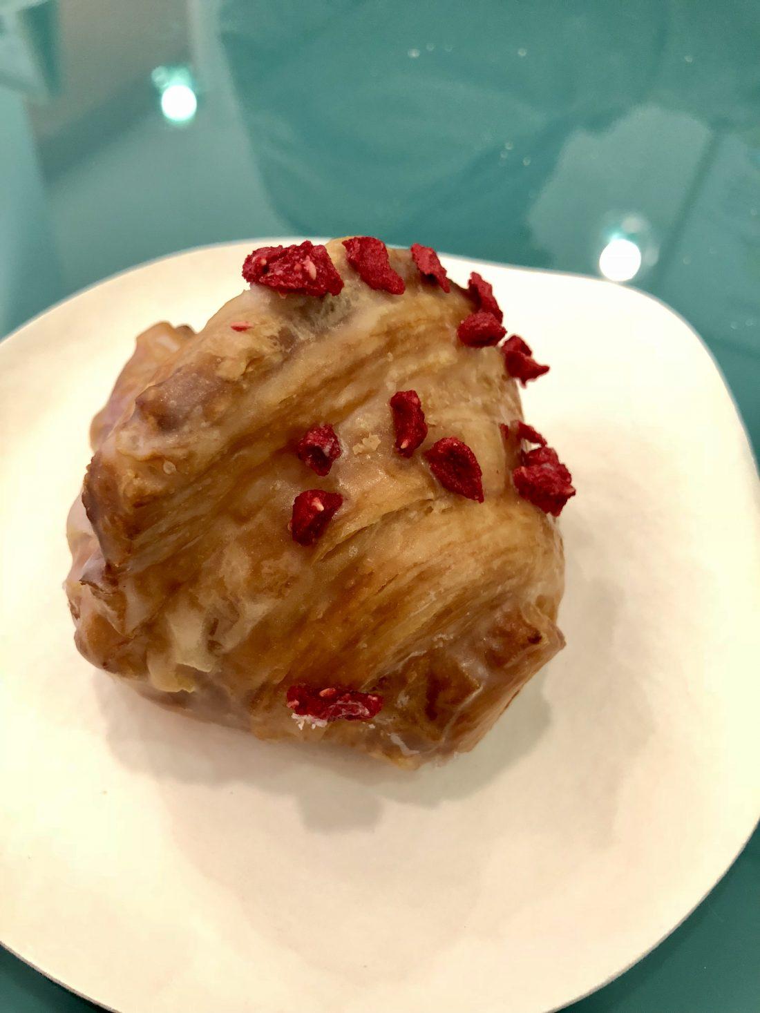 Sublime croissant Ispahan ©mtanguy
