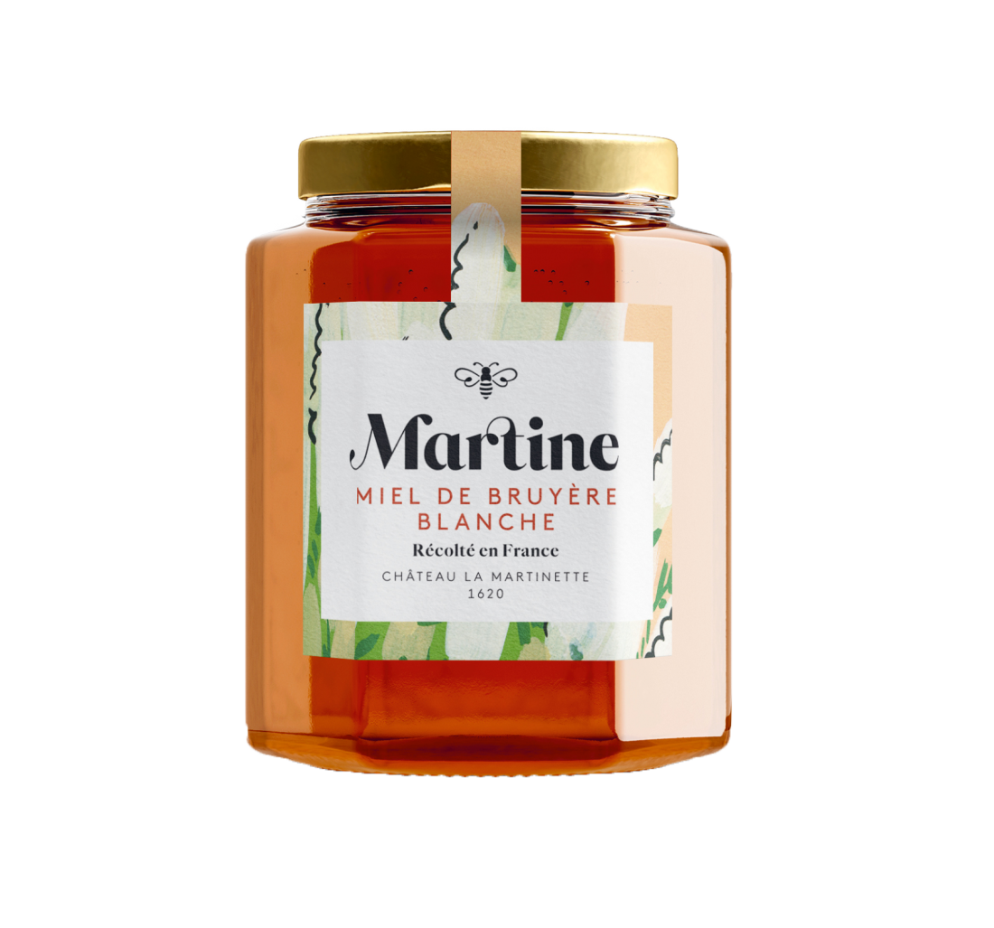C'est en découvrant d'anciennes ruches que les propriétaires du Château La Martinette ont eu l'idée de relancer la tradition de l'apiculture au domaine