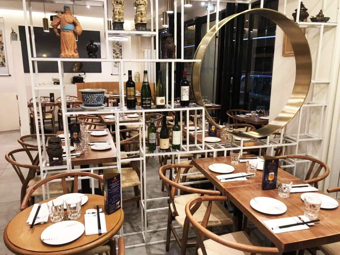 Le Bayan n'est pas un restaurant chinois de plus. C'est une adresse respectable et hautement recommandable...